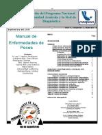 Manual breve de enfermedades de los peces