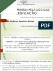 Legislação Final CONCURSO FII_Apresentação Final