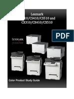 CSCX310-510 Study Guide