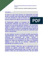 2014 Doctrina y Ejemplo Indemnización Daños y Perjuicios (Paraguay)