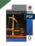 Medios de Impugnación en El Sistema Penal Acusatorio