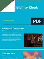 the invisibility cloak  1