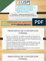 Principios de Organización Formal