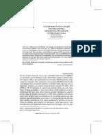 Las Especies Como Linajes de Poblaciones Microevolutivamanete Interconectadas