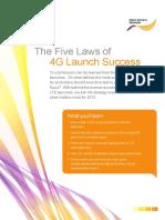 Five Laws of 4g Success Final 201112 (1)
