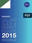 Hungary Salary 2015