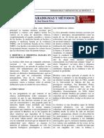 1-Paradigmas Bioeticos Actuales