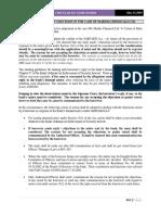 mardia chemicals Ltd. v union of india case summary