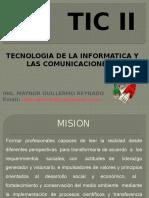 TIC2 Clase 1 Generalidades
