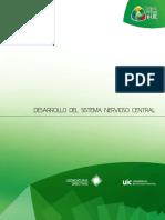 DESARROLLO DEL SISTEMA NERVIOSO CENTRAL .pdf