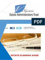 Estate Planning Guide South Africa