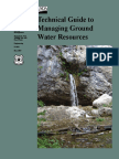 Ground Water Technical Guide Fs-881 March2007