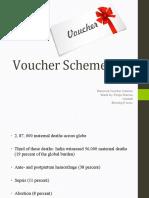 Voucher Scheme PPT