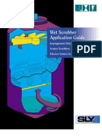Wet Scrubber Application Guide