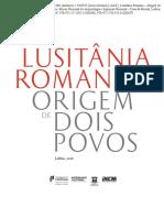 Manifestações Religiosas na Lusitânia Romana Ocidental