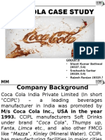 Coca Cola Rural Marketing Case Study