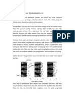 Filtrasi Dan Perancangan Filter