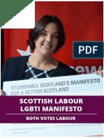 LGBTI Manifesto 2016