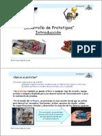Introducción a Desarrollo de Prototipos v2014
