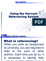 4th Session - Basic Referencing Presentation