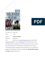 KELAS a Tugas Resensi Film Blind Side