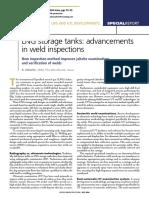 LNG Inspection RT vs UT