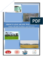 Public Health Facilities and Services in Palakkad District, Kerala