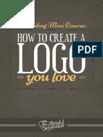 Logo Design Mini Course Resource Guide