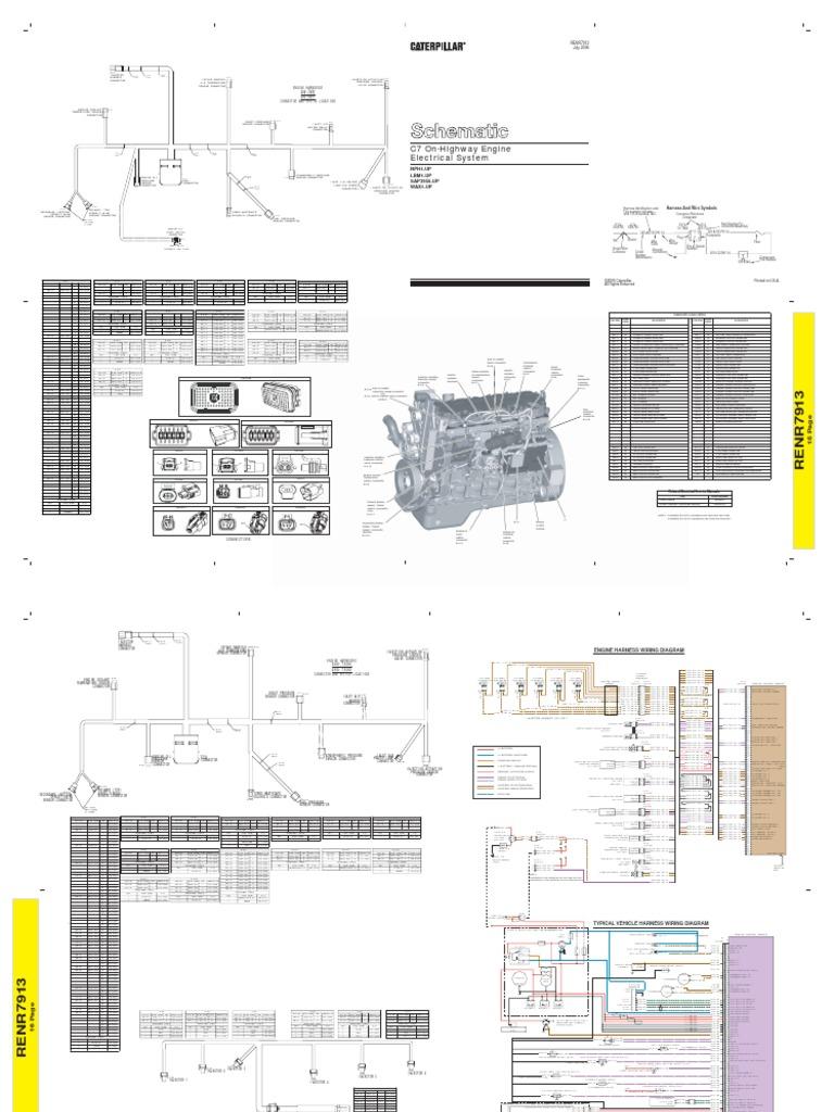 Gemütlich Cat 3406e Ecm Schaltplan Fotos - Elektrische Schaltplan ...