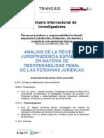 Seminario Internacional PPJJ