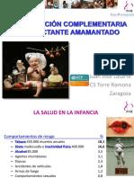 Alimentacion Complementaria y Destete via Lactea 0