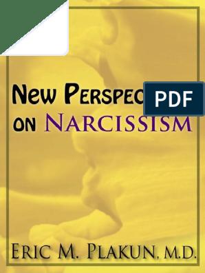 new-perspectives-on-narcissism pdf | Narcissism | Psychoanalysis