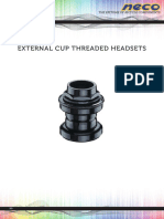 06 Headsets External Cup Threaded