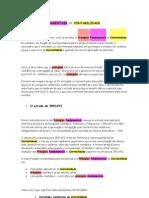 Contabilidade - Curso de Contabilidade Intermediária - Unidade I Princípios Fundamentais