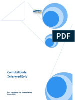 Contabilidade - Curso de Contabilidade Intermediária - Unidade II Plano de Contas