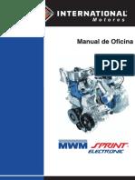 Manual Diagnóstico - Motor Mwm Spinte Eletrônico