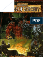Warhammer FRP - Realms of Sorcery - 2nd Ed
