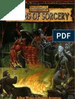 Warhammer FRP - Realms of Sorcery - 2nd Ed