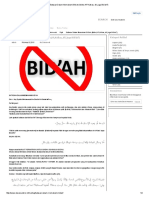 Batasan Dalam Memahami Bid'Ah (Motor,HP,Kulkas, Dll