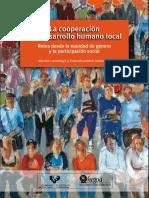 La cooperación y el desarrollo humano localmano LocalHegoa