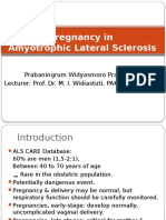 Pregnancy in ALS.pptx
