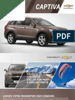 Chevrolet Captiva 2014 FR Fr