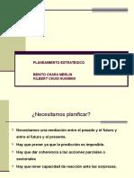 diapositiva planificacion estrategica