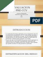 Evaluacion Pre Ccv