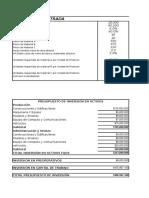 Proyecto Evaluacion de Proyectos