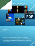 P15 -Rejillas de Difracción