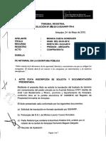 243-2012-SUNARP-TR-A FE NOTARIAL EN LAS ESCRITURAS DEL NOTARIO