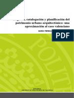 Broseta - Registro, Catalogación y Planificación Del Patrimonio Urbano Arquitectónico Una Aproxi... (1)