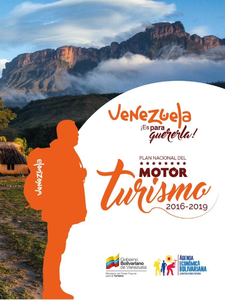 Plan Motor Turismo Venezuela