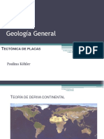 Geología General Clase2 Tectónica de Placas